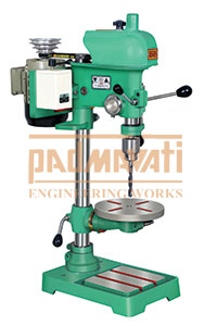 13 KS Bench & Pillar type Drilling Machine