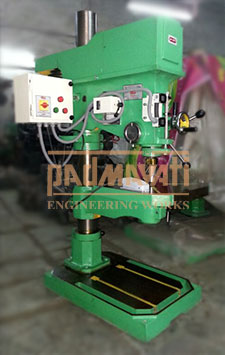 Drilling Cum Tapping Machine, Pillar Drill Tapping Manufacturers India